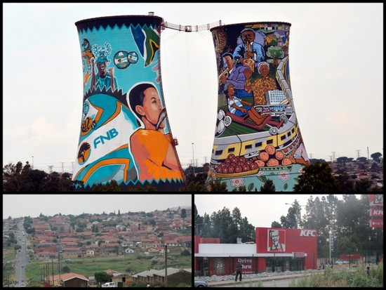 Soweto bunge jump