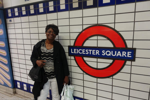 Mom on the Tube